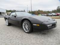PRE-OWNED 1989 CHEVROLET CORVETTE RWD 2DR CONVERTIBLE
