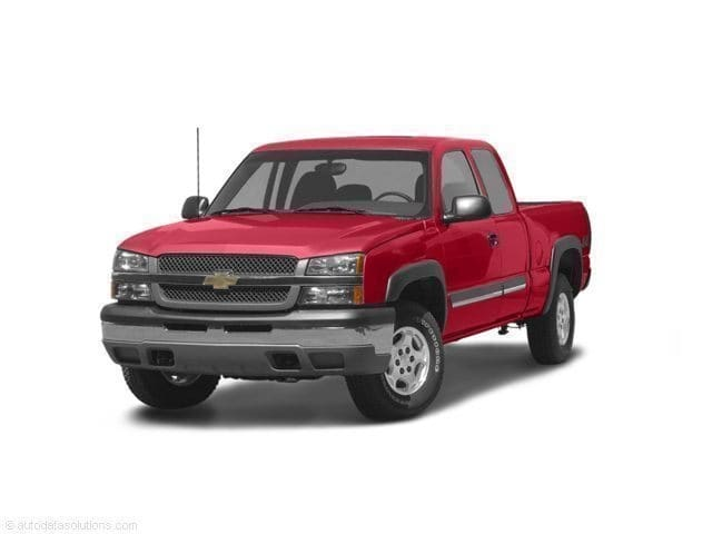 Photo 2003 Chevrolet Silverado 1500 SS Truck Extended Cab