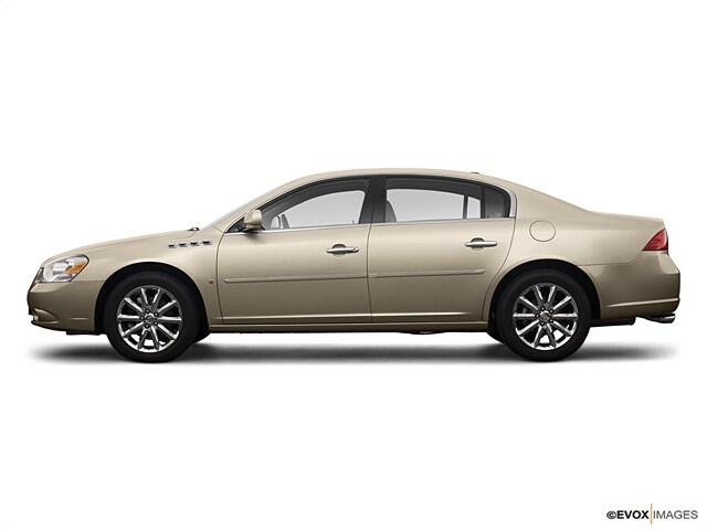 Photo Used 2008 Buick Lucerne CXS For Sale Chicago, IL