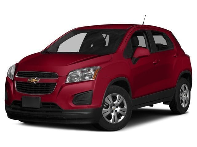Photo Used 2016 Chevrolet Trax LS For Sale Streamwood, IL