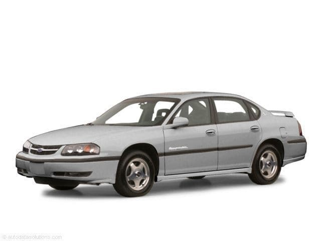 Photo Pre-Owned 2001 Chevrolet Impala 4dr Sdn LS in Hoover, AL