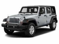 Used 2016 Jeep Wrangler JK Unlimited Sahara 4x4 SUV V-6 cyl For Sale in Surprise Arizona