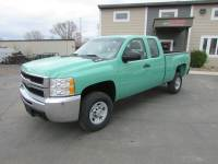 Used 2008 Chevrolet 2500HD 4x4 Ex-Cab Pick-up
