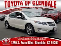 Used 2012 Chevrolet Volt, Glendale, CA, Toyota of Glendale Serving Los Angeles