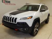 2016 Jeep Cherokee 4WD 4dr Trailhawk SUV 4x4 For Sale | Jackson, MI