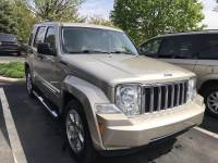 2011 Jeep Liberty Limited 4WD Limited
