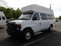 2014 Ford E350 Extended Hightop ParaTransit Wheelchair Van Commercial