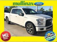 Used 2017 Ford F-150 XLT Sport! W/ 20 Wheels, NAV, Luxury Package Truck SuperCrew Cab V-6 cyl in Kissimmee, FL