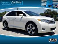Pre-Owned 2015 Toyota Venza XLE V6 SUV in Tampa FL