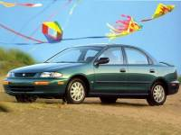 1995 Mazda Protege Front-wheel Drive Sedan in Lynchburg
