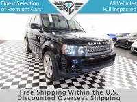 2010 Land Rover Range Rover Sport 4WD 4dr SC