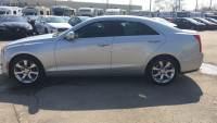 2015 Cadillac ATS Sedan 4dr Sdn 2.0L Luxury AWD