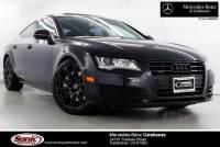 Pre-Owned 2012 Audi A7 4dr HB quattro 3.0 Premium Plus