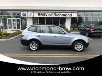 Pre-Owned 2004 BMW X3 2.5i in Richmond VA