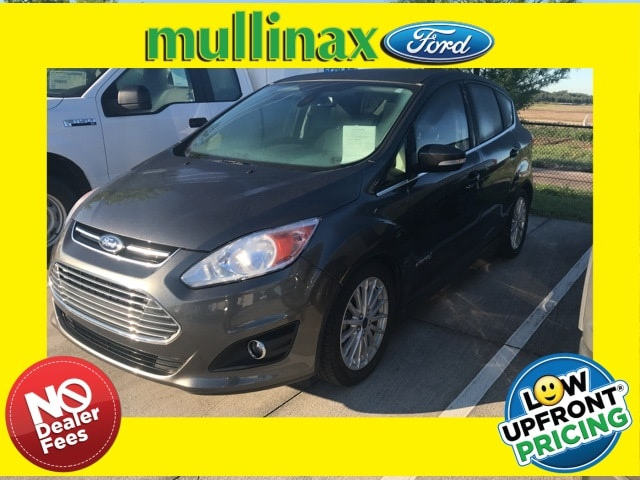 Photo Used 2016 Ford C-Max Hybrid SEL W Premium Package, Navigation, Power Liftgate Hatchback I-4 cyl in Kissimmee, FL