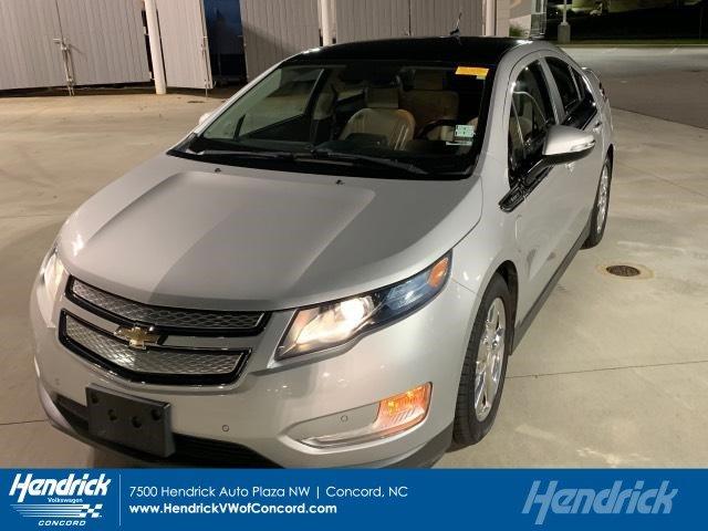 Photo 2012 Chevrolet Volt FWD Hatchback in Franklin, TN