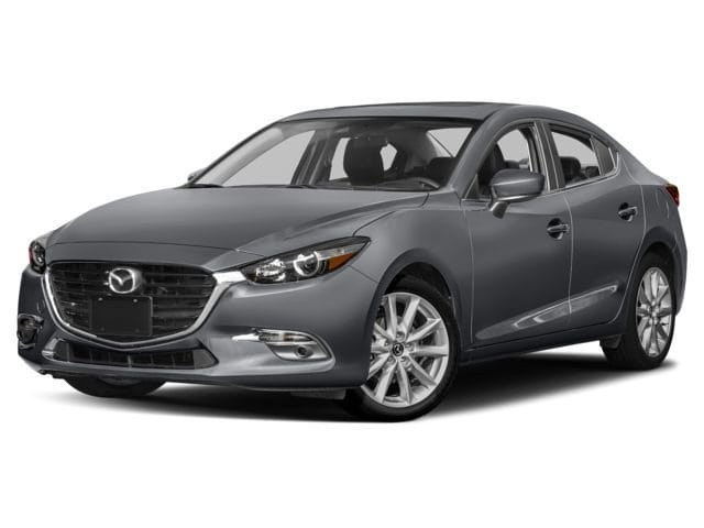 Photo Pre-Owned 2018 Mazda Mazda3 Grand Touring Sedan For Sale in Raleigh NC