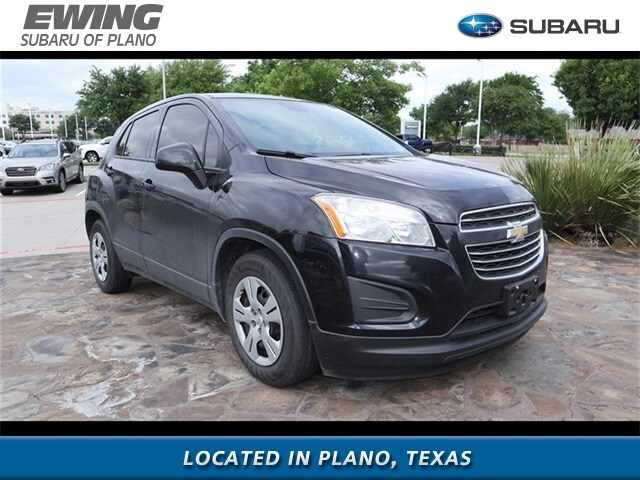 Photo 2016 Chevrolet Trax LS for sale in Plano TX
