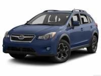 2013 Subaru XV Crosstrek 2.0i Premium w/Moonroof SUV