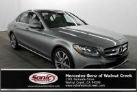 Pre Owned 2016 Mercedes-Benz C-Class C 300 Sedan