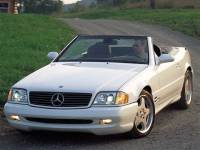 Pre-Owned 2001 Mercedes-Benz SL-Class Base Convertible in Brandon MS