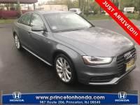 2014 Audi A4 2.0T Premium (Tiptronic) Sedan for sale in Princeton, NJ