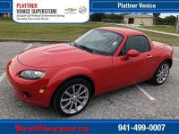 2008 Mazda MX-5 Miata Grand Touring Convertible For Sale in LaBelle, near Fort Myers