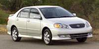 Pre-Owned 2004 Toyota Corolla 4dr Sdn CE Manual (Natl)