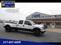 2001 Ford F-350 SD XL Crew Cab Short Bed 4WD DRW