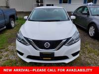 Used 2017 Nissan Sentra S Sedan FWD for Sale in Stow, OH