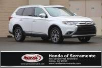 Pre-Owned 2018 Mitsubishi Outlander GT S-AWC
