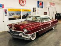 1956 Cadillac Coupe DeVille -RESTORED 2 DOOR HARDTOP FROM ARIZONA-SEE VIDEO