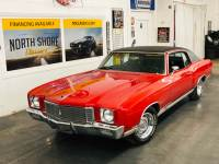 1971 Chevrolet Monte Carlo -NEW ARRIVAL-FACTORY BIG BLOCK-P/S-P/B/-A/C-REAR DEFROST-SEE VIDEO