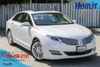 2016 Lincoln MKZ Base Navigation w/Moon Roof