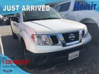 2013 Nissan Frontier S Extended Cab