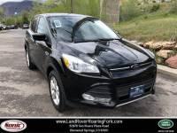 Used 2016 Ford Escape SE 4WD 4dr in Glenwood Springs
