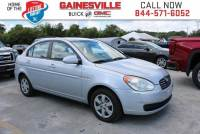 Pre-Owned 2007 Hyundai Accent 4dr Sdn Auto GLS