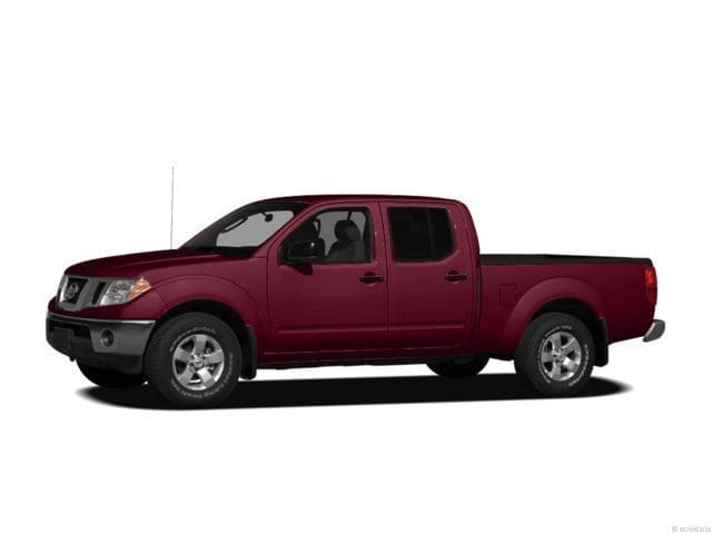 Photo 2012 Nissan Frontier SV 5-Speed Automatic with Overdrive