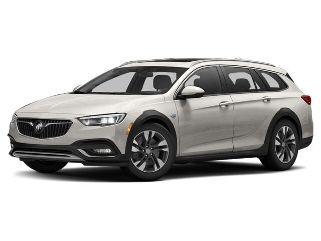Photo Used 2018 Buick Regal TourX Essence Wagon in Bowie, MD