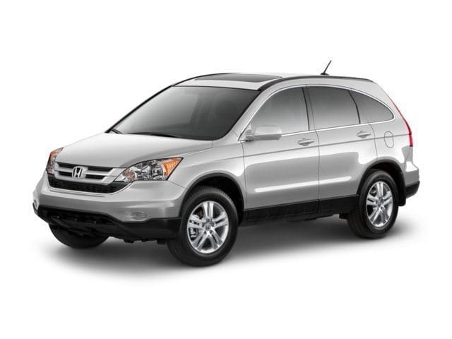 Photo Used 2011 Honda CR-V EX-L For Sale in Santa Fe, NM