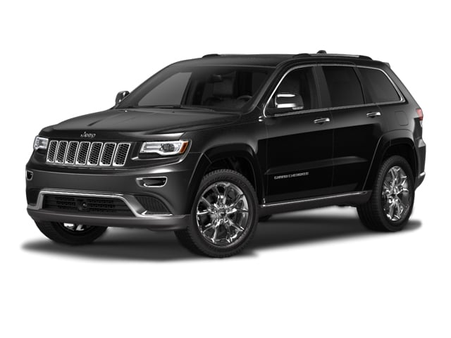 Photo Pre-Owned 2015 Jeep Grand Cherokee Summit SUV For Sale in Raleigh NC
