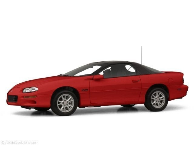 Photo Used 2001 Chevrolet Camaro Z28 for Sale in Clearwater near Tampa, FL