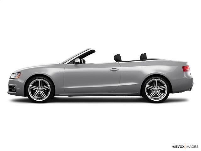 Photo Used 2010 Audi S5 3.0 Premium Plus Cabriolet for Sale in Beaverton,OR
