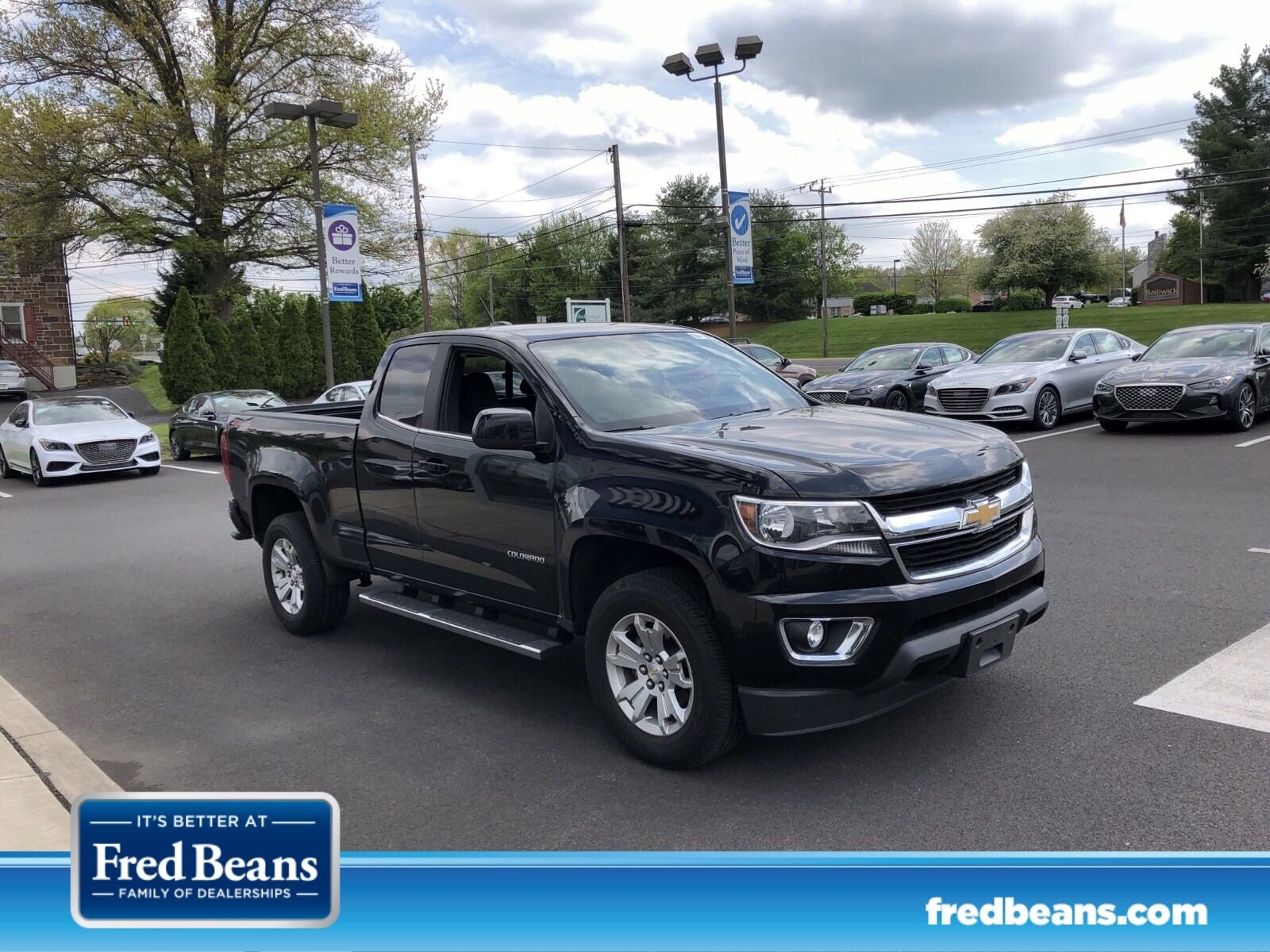 Photo 2016 Chevrolet Colorado 4WD LT 4WD Ext Cab 128.3 LT in Doylestown, PA