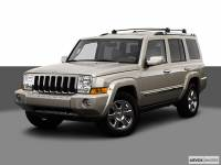 Used 2008 Jeep Commander Limited For Sale In Ann Arbor