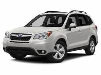 2015 Subaru Forester 2.5i Limited (CVT) SUV Monroeville, PA