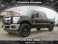 2011 Ford F-250 SD Lariat Crew Cab 4x4 6.7L Powerstroke Diesel Lifted