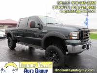 2006 Ford F-250 SD XLT Crew Cab Short Bed 4WD
