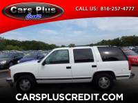 1996 Chevrolet Tahoe 1500 4dr