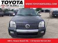 Used 2010 Mercury Mountaineer Premier SUV